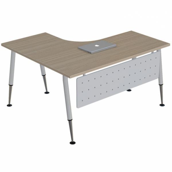 Kích thước, kiểu dáng bàn làm việc chân sắt hợp phong thủy