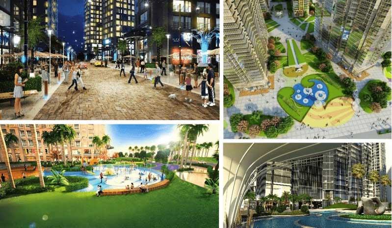 Khu chung cư Vinhomes Galaxy được quy hoạch trở thành đô thị kiểu mẫu