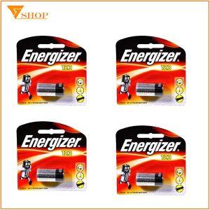 pin máy ảnh pin cr123 Energizer