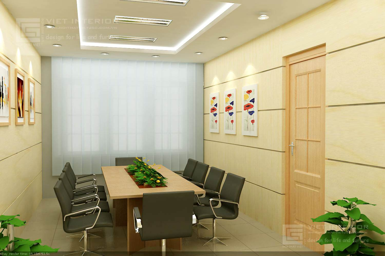 Cách bố trí nội thất phòng họp hiệu quả