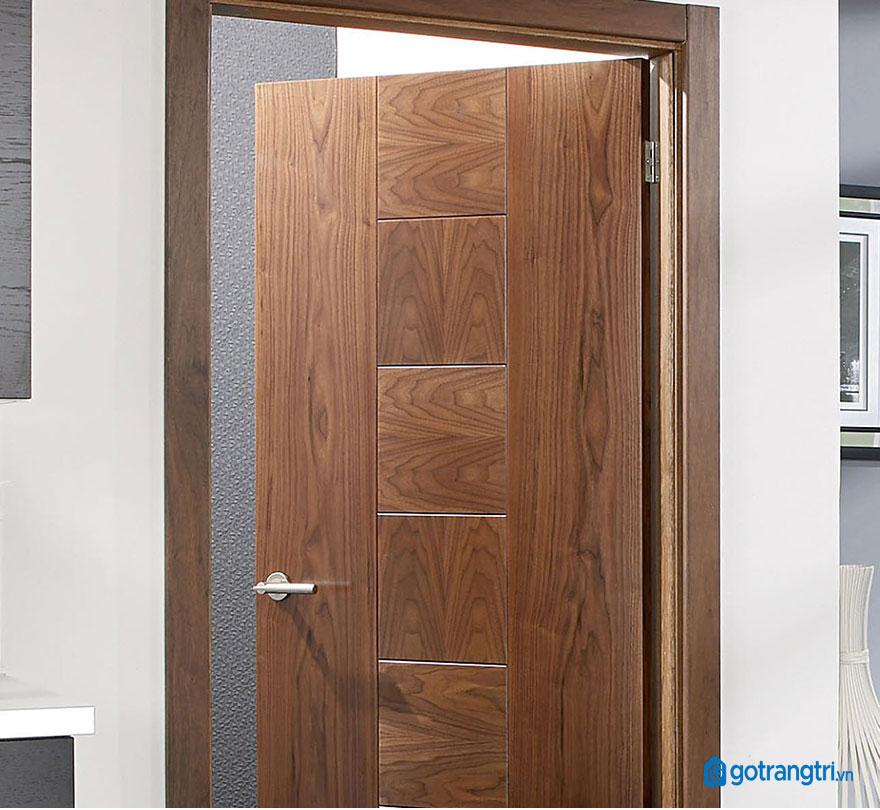 cửa gỗ công nghiệp plywood