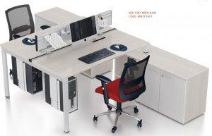 Bàn làm việc văn phòng hiện đại MN2C1407