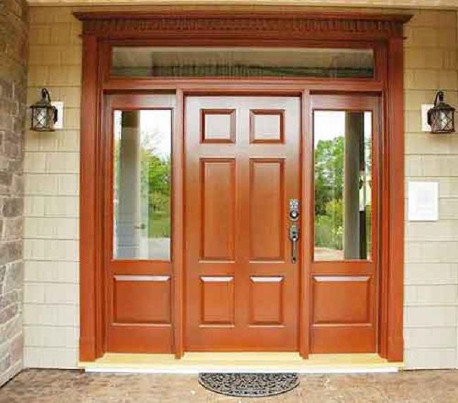 nên chọn cửa gỗ hay cửa nhôm kính