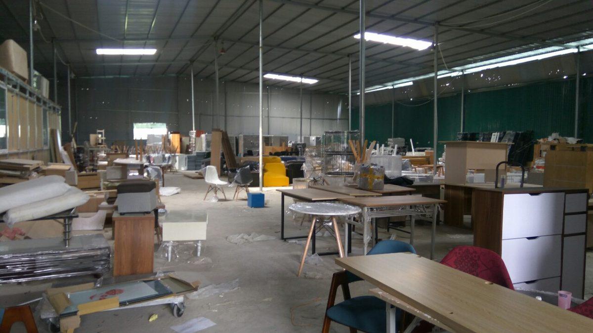 Chợ nội thất Lương Sơn - Kho nội thất #1 Hà Nội