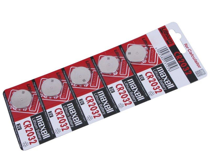 Pin cmos Cr2032 - Pin Trọng Tín