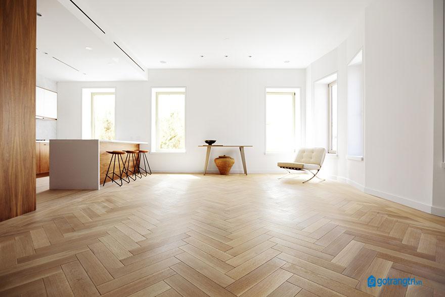 sàn gỗ tự nhiên tốt nhất