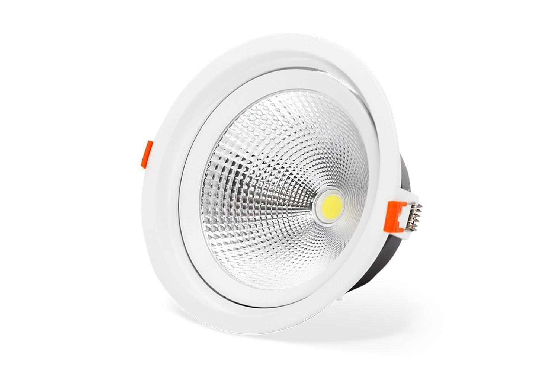 Đèn LED âm trần chiếu rọi 12w