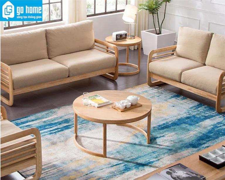 Các thiết kế bàn sofa