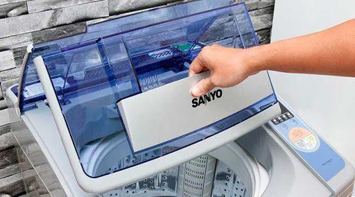 Những lưu ý hạn chế tình trạng hỏng hóc máy giặt Sanyo