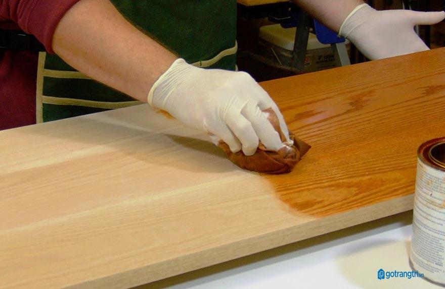 Các loại sơn gỗ 2