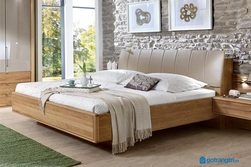 Đánh giá chất lượng giường ngủ gỗ sồi nga
