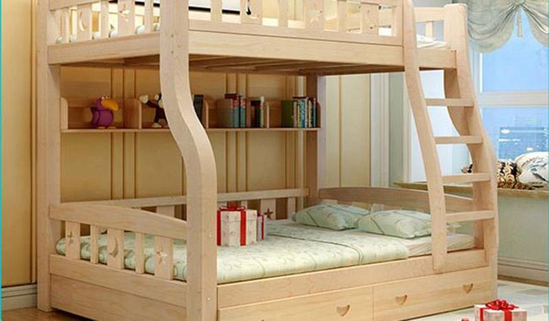 giường ngủ thông minh tiện ích