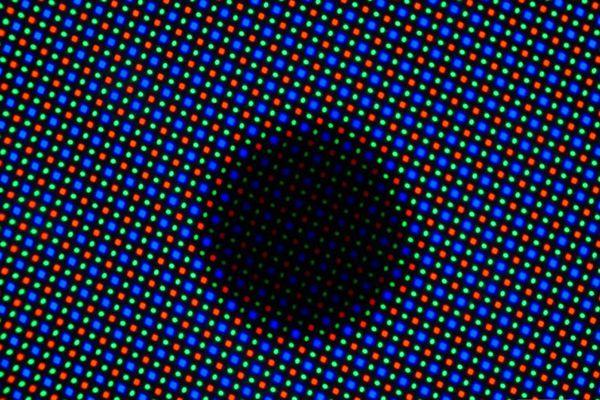 màn hình led bị chết điểm màu
