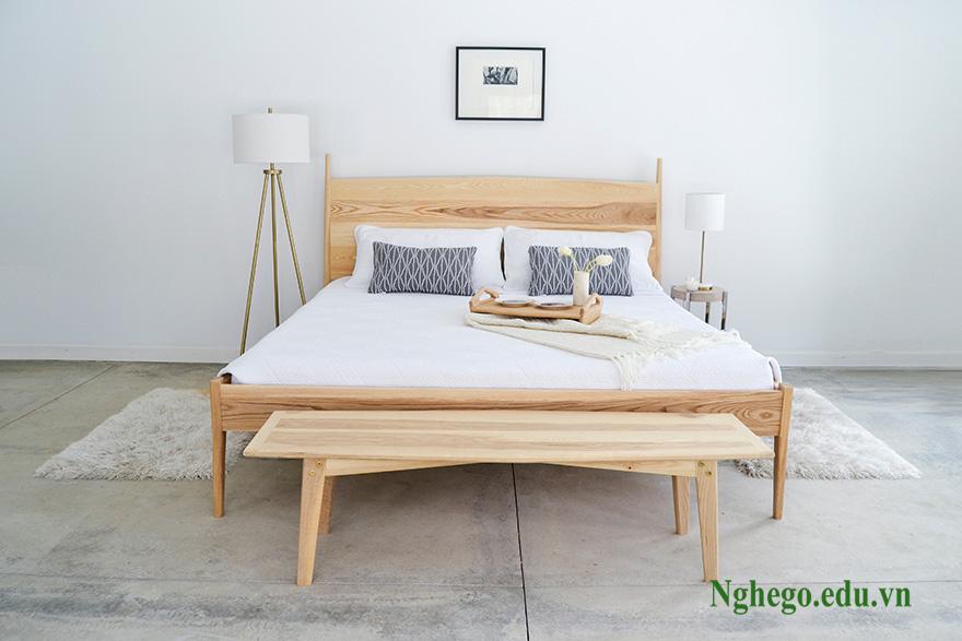 nội thất gỗ tần bì