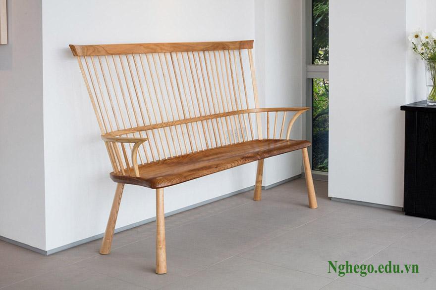 nội thất bằng gỗ tần bì