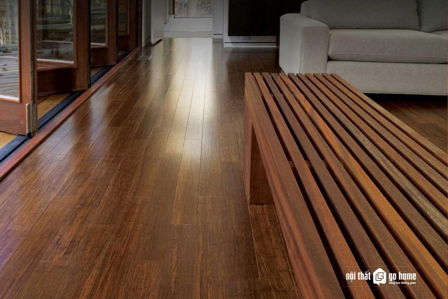 Sàn công nghiệp tốt: Plywood