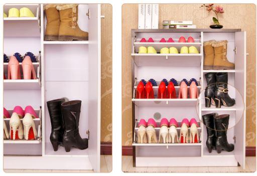 Tủ để giày thông minh, hiện đại