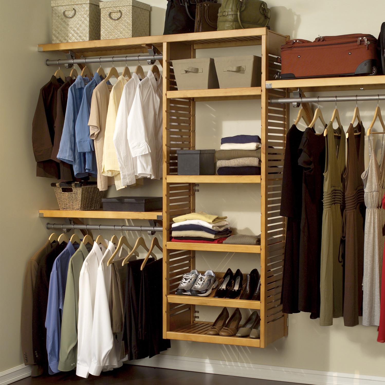 tủ quần áo kết hợp để giày và túi